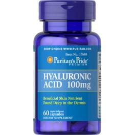 ÁCIDO HIALURÓNICO, 100 mg - 60 cap.