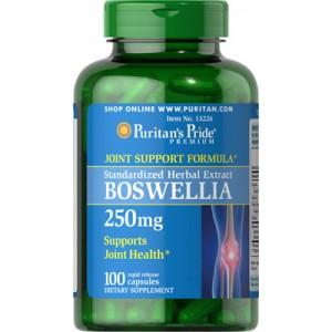 EXTRACTO DE BOSWELLIA, 250 mg. - 100 cap.
