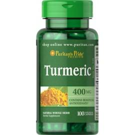 Cúrcuma, 400 mg - 100 cap.