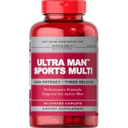 Multivitamínico para deportes Ultra Man™