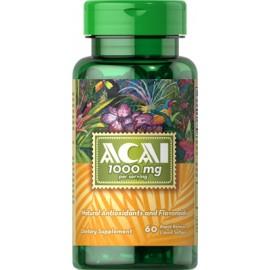 Açaí, 1000 mg