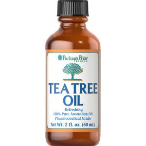 Aceite de árbol de té australiano, 100% puro