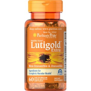 Luteína extra con zeaxantina Healthy Eyes® 20 mg - 60 cap