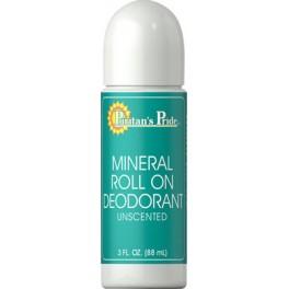 Mineral Roll On Deodorant - 3 Oz.