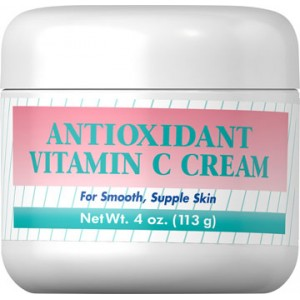 Crema antioxidante con vitamina C - 4 Oz. - 113 gr.