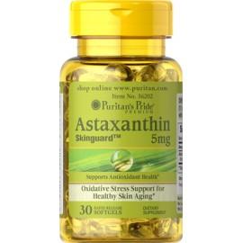 Astaxantina, 5 mg - 30 cap.