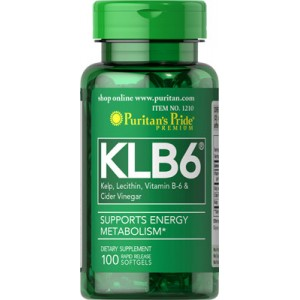 Natural KLB6® - 100 cap.