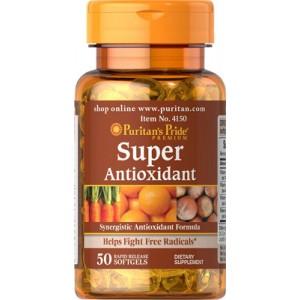 Fórmula súper antioxidante.** - 50 cap.