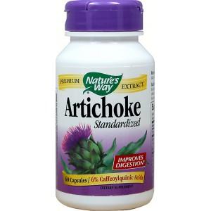Extracto de alcachofa, 300 mg - 60 cap.