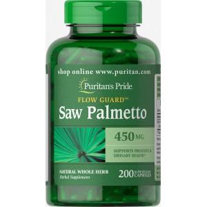 SAW PALMETTO 450MG 200 CAP.